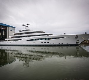 Superyacht Video: Feadship Vertigo on Sea Trials