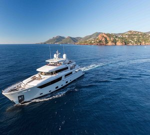Charter special: 10 days for the price of 8 aboard superyacht Narvalo