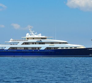 10 Finest American Luxury Yachts