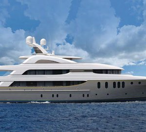 New Build: Delta's new 53m Superyacht