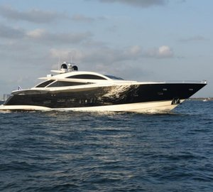 Charter speedy Double D in the BVIs this January