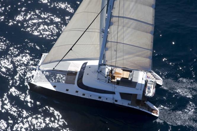 Catamaran LEVANTE by Sunreef Yachts