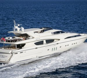 Visit Turkey and Greece this summer: Luxury Charter Vacation Aboard RINI V