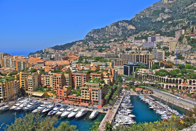 Western Mediterranean. Monaco. Photo courtesy Catherine Poh Huay Tan