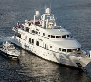 Limited Time Offer: Private Charter Vacation abroad STARSHIP