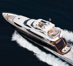 Valentine's Day vacations: 10 yachts under 40m for a surprise getaway