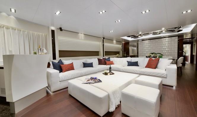 Luxury yacht PARADISE - Main Salon