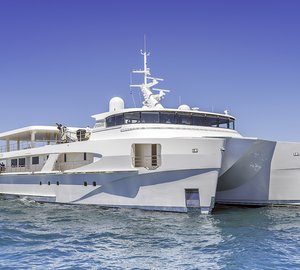 Shadow Vessel CHARLEY Delivered by Echo Yachts