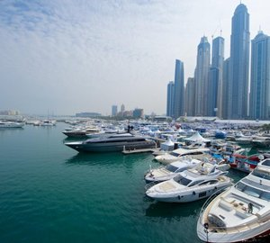 CharterWorld becomes Media Partner for the 25th Dubai International Boat Show