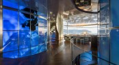 Feadships Savannah Photo by Jeff Brown - Interior design