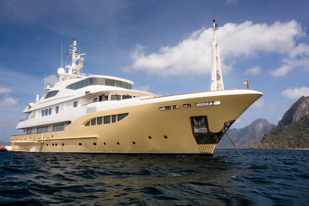Motor Yacht JADE - Built in 2015 by Jade Yachts