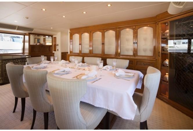 OSCAR II - Dining