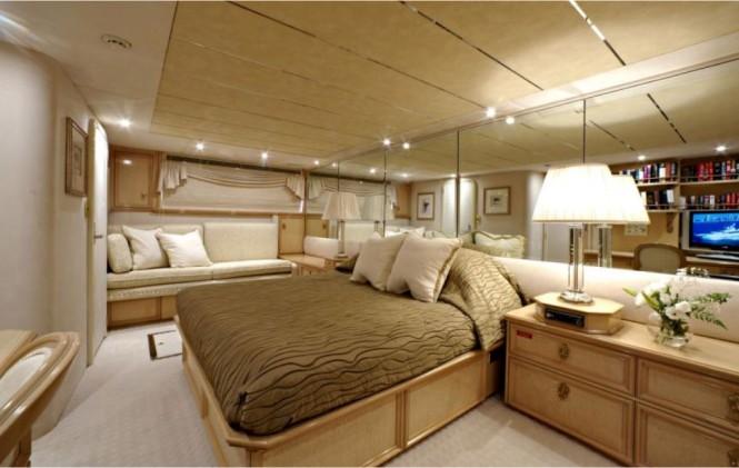 OSCAR II - Master Cabin