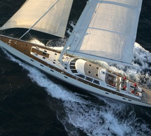 Sailing yacht Cavallo available for South Pacific charters
