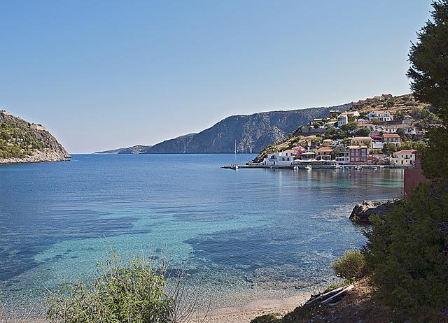 Kefalonia, Greece. Photo credit: Berit Watkin
