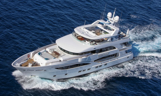 Motor Yacht King Baby Perfect Charter Yacht For Families