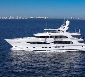Special offer: Charter luxury yacht King Baby in the Caribbean and Bahamas until June 1st at a reduced rate