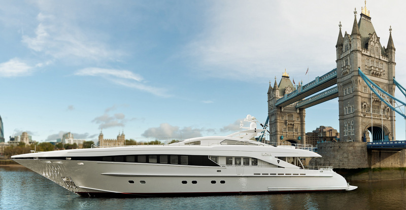 M/Y DESTINY from Heesen Yachts