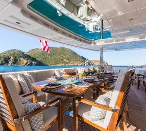 Motor Yacht King Baby: Perfect Charter Yacht for Families with Kids
