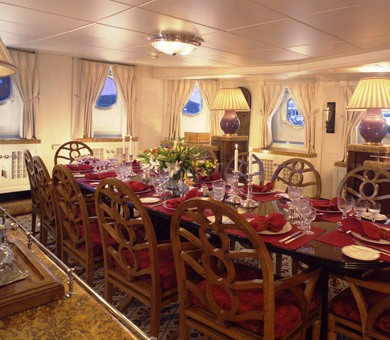 MY TALITHA - Formal Dining