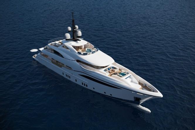 Motor yacht Bilgin 156 - main