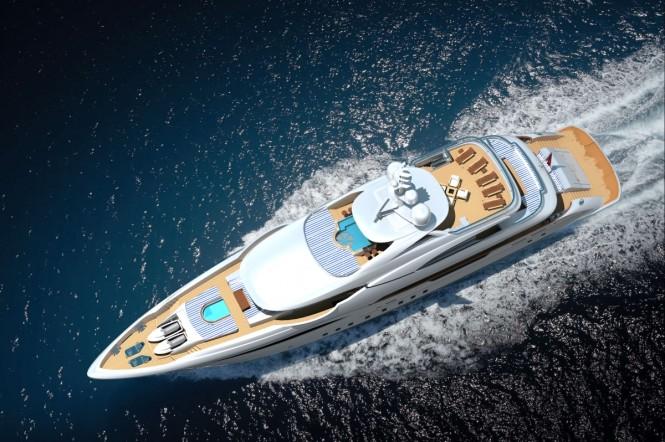Motor yacht Bilgin 156