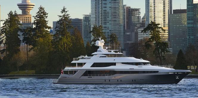 Mucho Mas, Crescent Custom Yachts