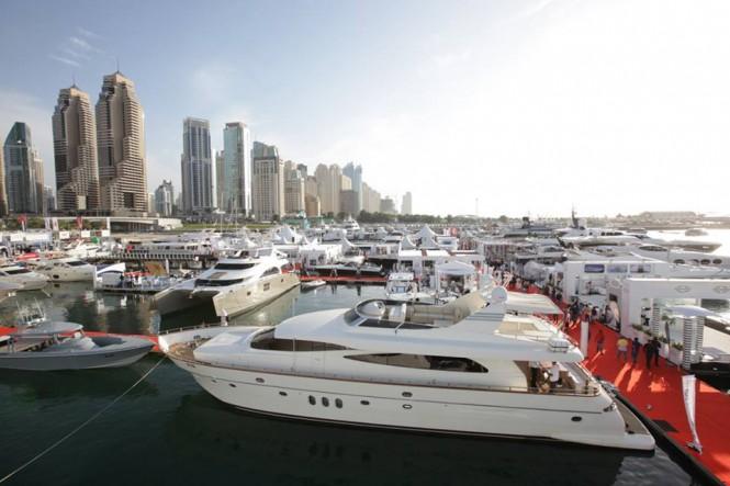 Photo credit to Dubai International Boat Show