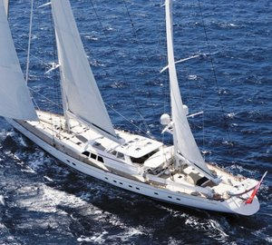 Charter the stunning South Pacific aboard S/Y Ethereal from Royal Huisman