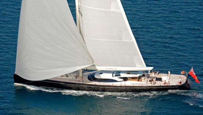Sailing yacht NINGALOO