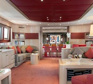 Luxury yacht Cheetah Moon available for charter across the Mediterranean this summer