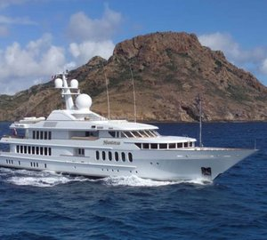 Join the fun in the Western Mediterranean this summer aboard charter yacht Huntress