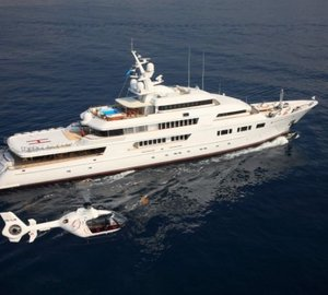 Charter through Cuba in style aboard M/Y Nomad