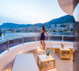 'Glamour – Where to find it on your luxury yacht'