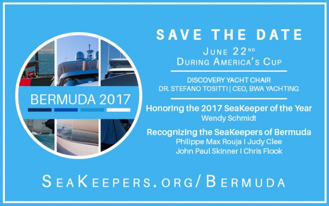 Bermuda Event Seakeeper