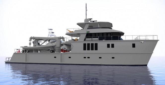 Catamaran The Beast