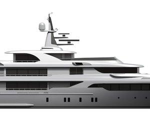 Codecasa Shipyards building the new Superyacht CODECASA 65