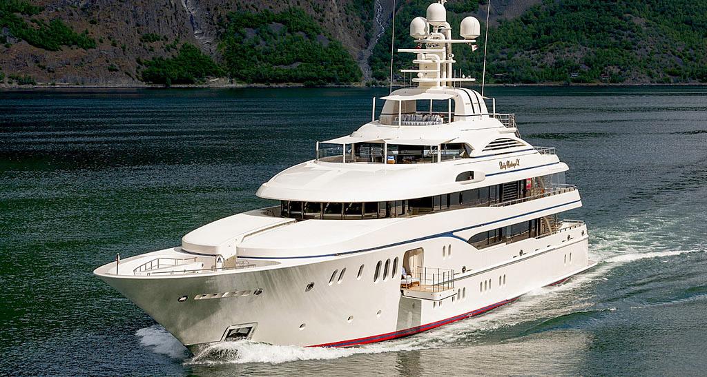 Lady Kathryn V by Lurssen Yachts