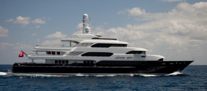 Lurssen Yacht MARTHA ANNA