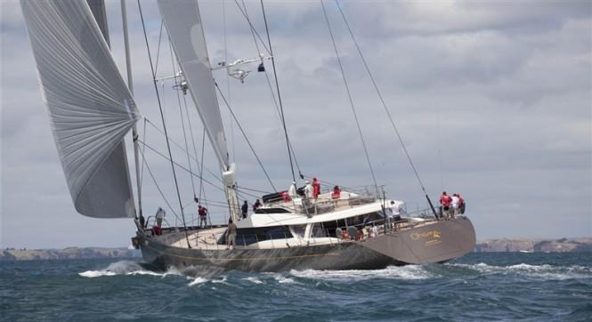 Luxury sailing yacht Ohana by Fitzroy Yachts and Dubois