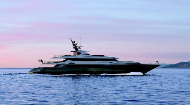 Luxury yacht SARASTAR - Built by Mondo Marine