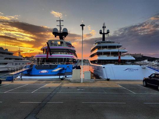 madame gu  u2014 yacht charter  u0026 superyacht news