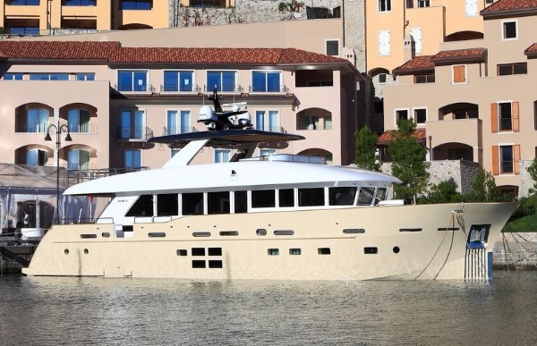 Motor Yacht DON MICHELE