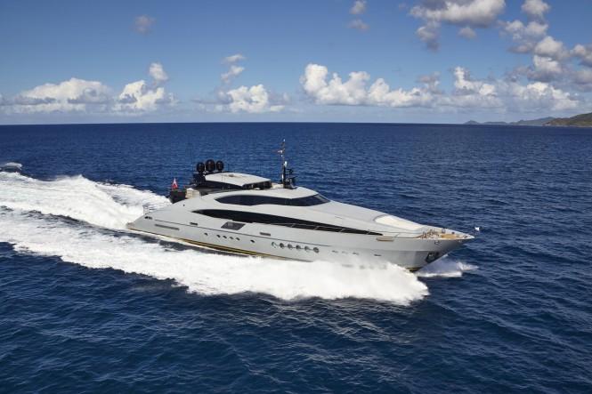 Palmer Johnson 150 Sportsyacht Grey Matters