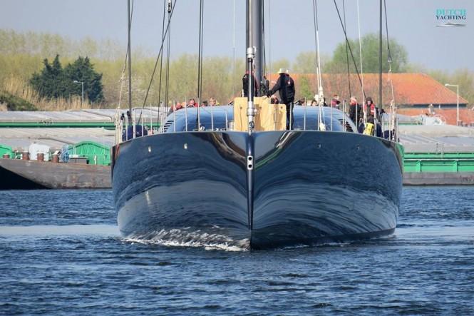 Sailing yacht Ngoni. Photo © Dutch Yachting