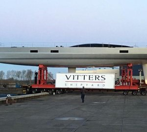 New Vitters 32.64m Sailing Yacht Ribelle