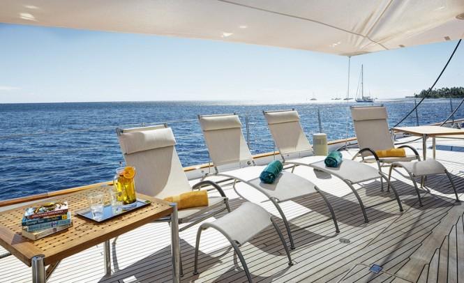 Sit back and relax aboard Mondango 3