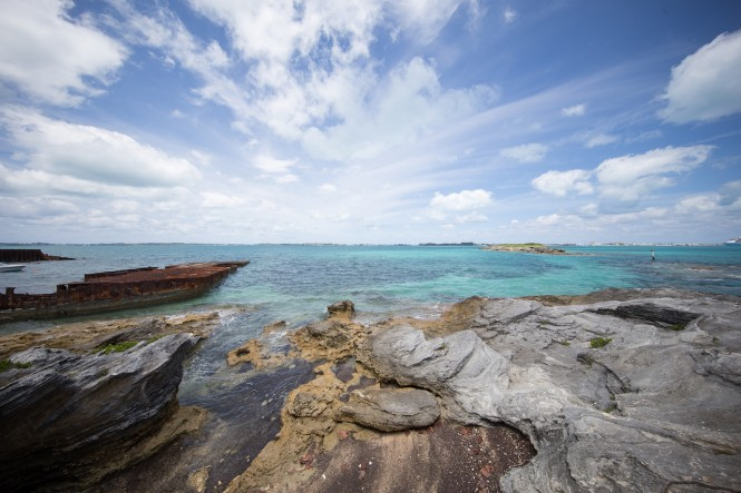Spanish Point Bermuda - Photo credit Bermuda Tourism Authority