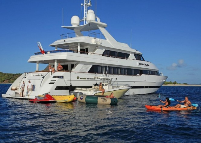 Superyacht CASTELLINA - Built by Moonen