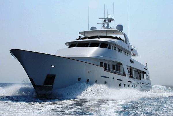 Superyacht DAYDREAM - Built by Christensen